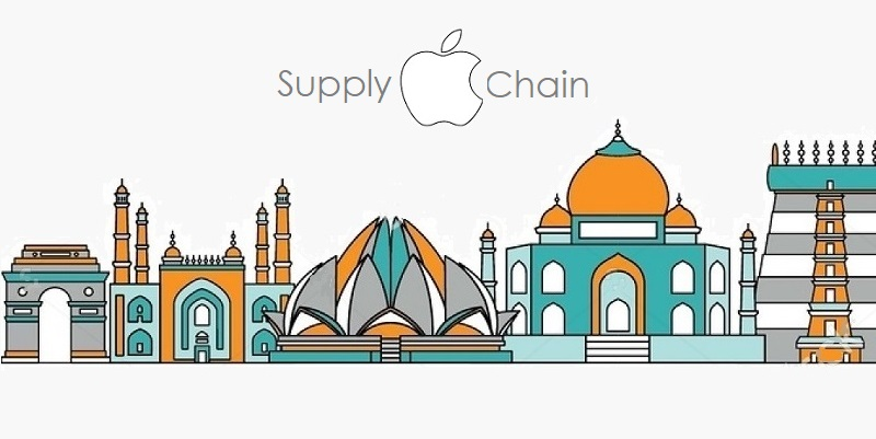 1 cover Apple  Indian supply chain