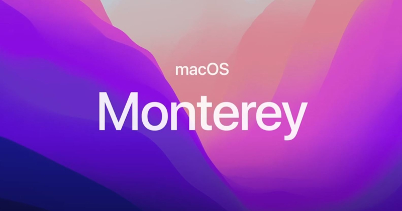 1 cover macOS Monterey