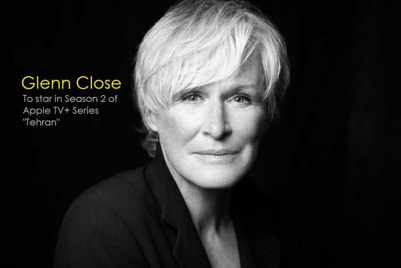 1 cover - Glenn Close