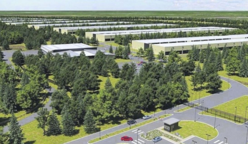 2 Site in Ireland that Apple may still occupy