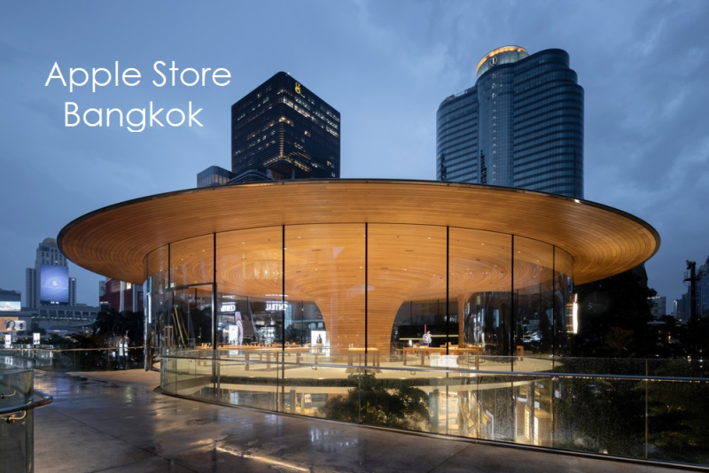 1 x final cover 2nd Apple Store in Bangkok