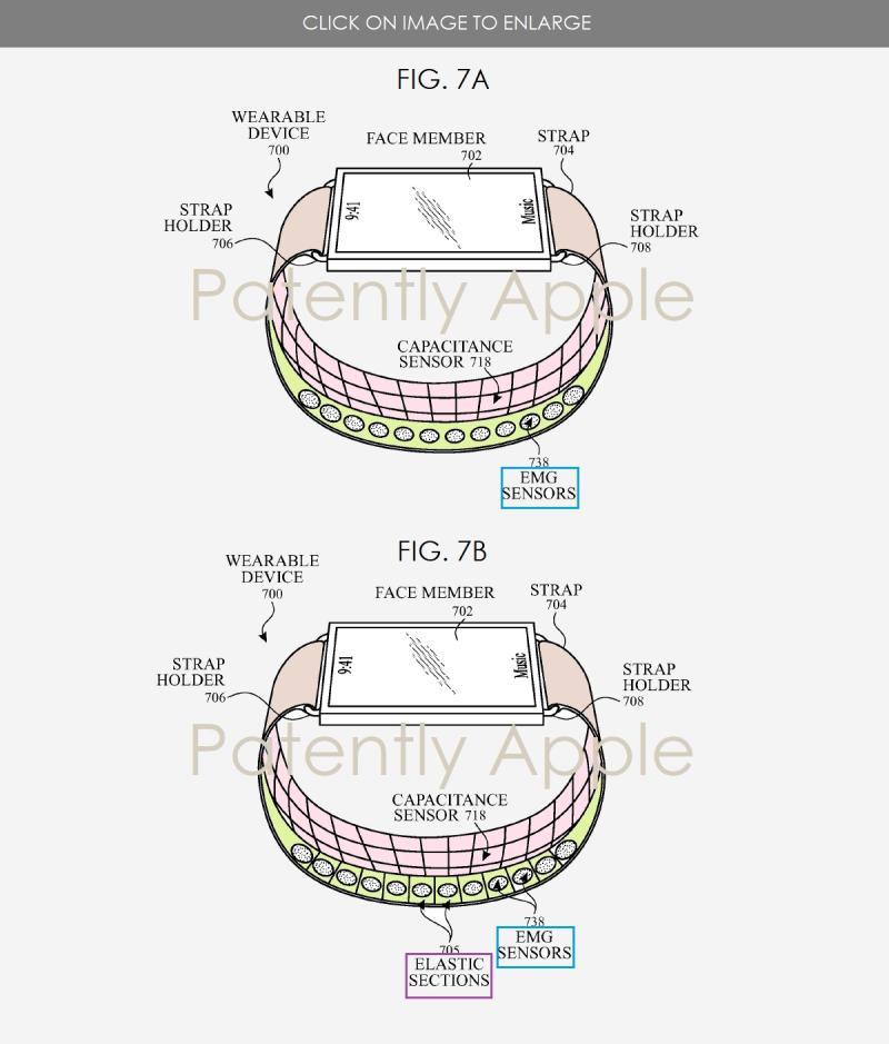 4 apple watch band patent figs