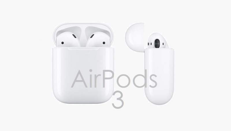 1 x cover AirPods 3