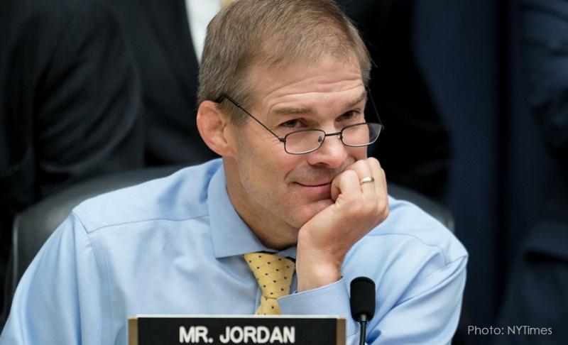 1 x Jim Jordan GOP