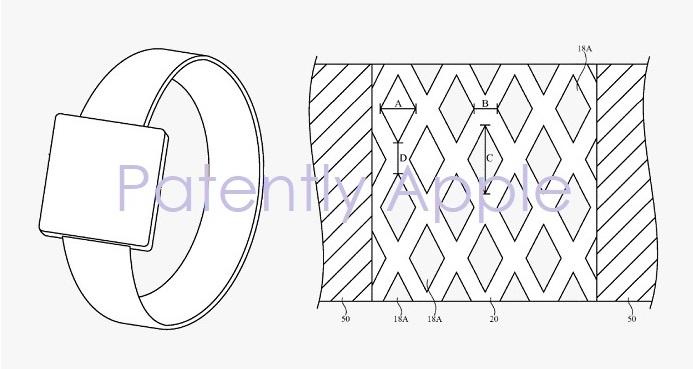 1 extra fabric patent