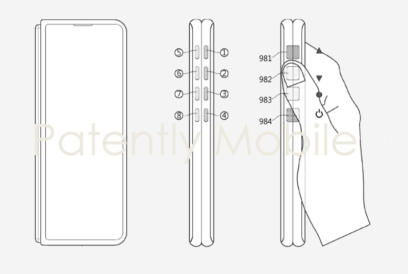 1 Cover - Samsung new foldable device concept