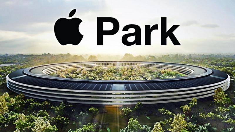1 cover  Apple Park