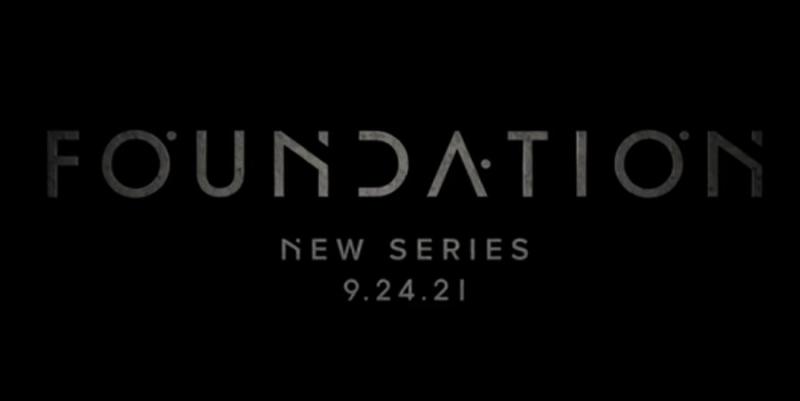 1 x Apple TV+ Series Foundation