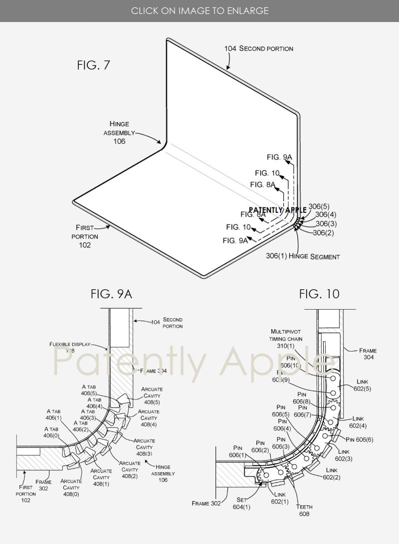 6 microsoft foldable tablet patent