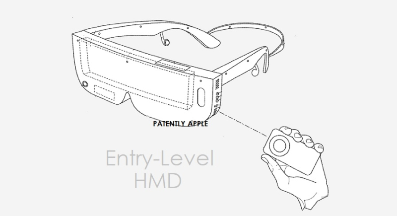 1 cover - entry-level HMD