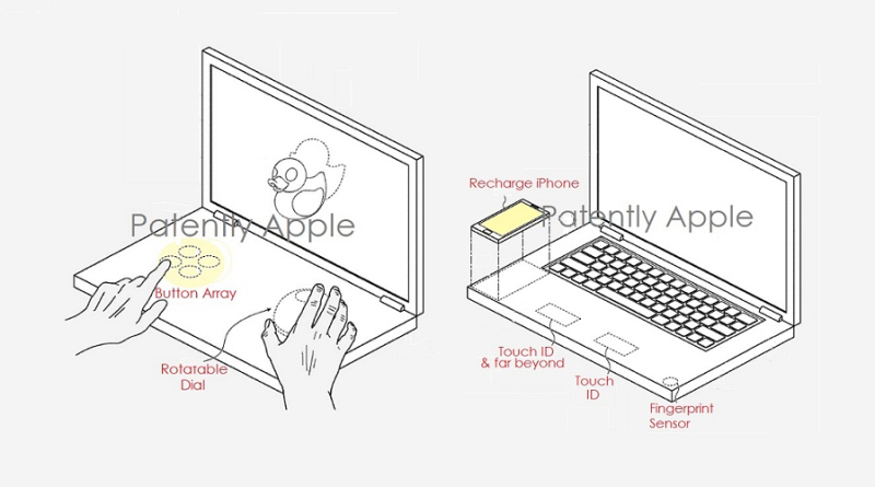 1 x Cover MacBook  virtual surface