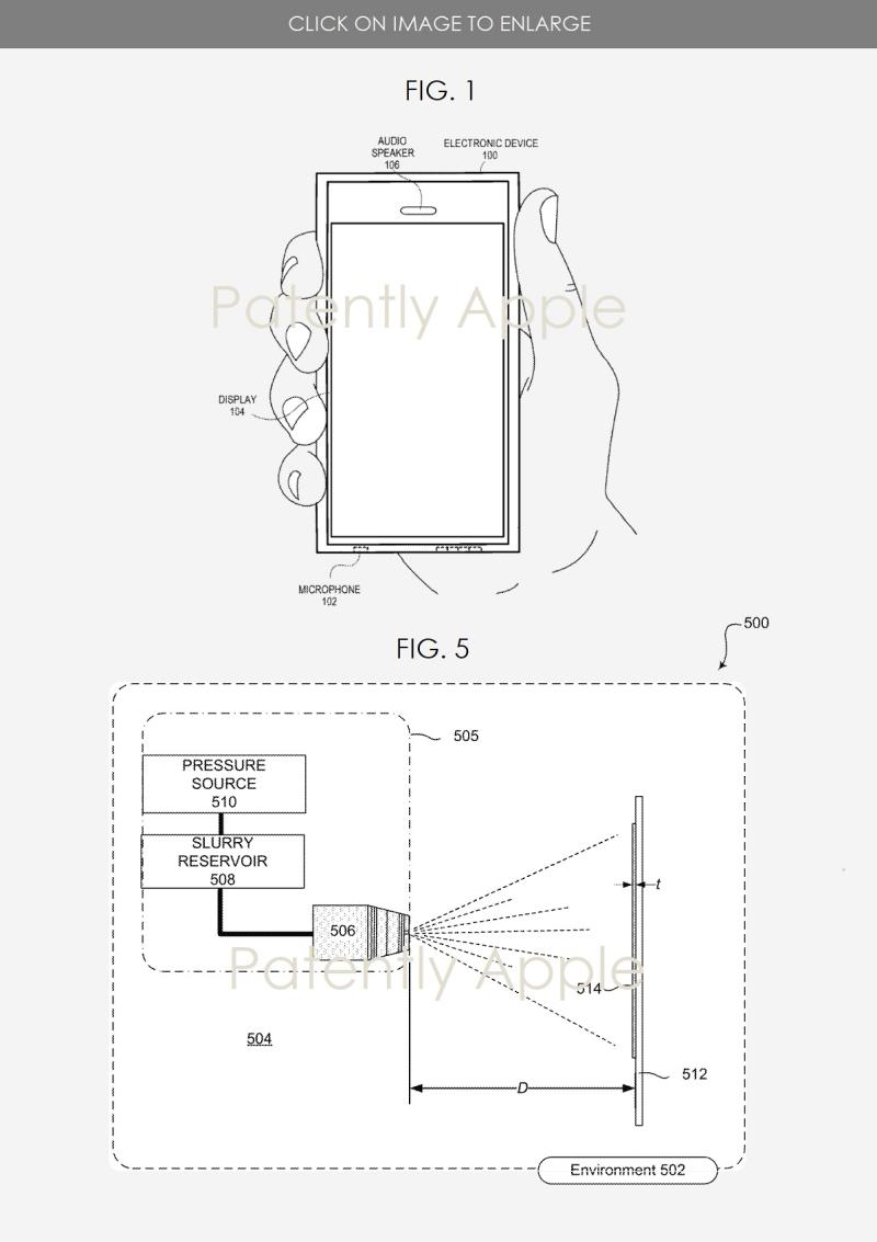 4 apple granted patent for speaker coating