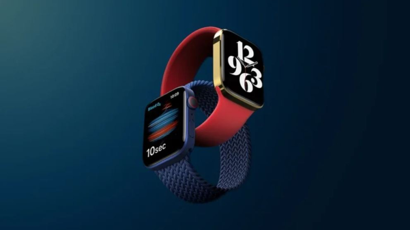 1 cover Apple Watch 7