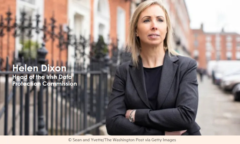1 cover Ireland fails to enforce EU law against big tech