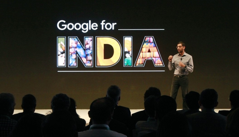 1 x Final - cover Google for India