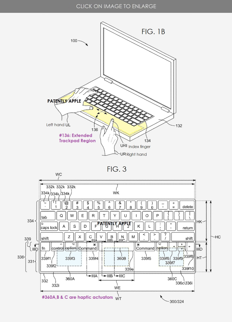 2 KEYBOARD PATENT WITH EXTENDED KEYBOARD