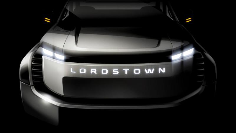 1 cover Lordstown Motors  Ohio