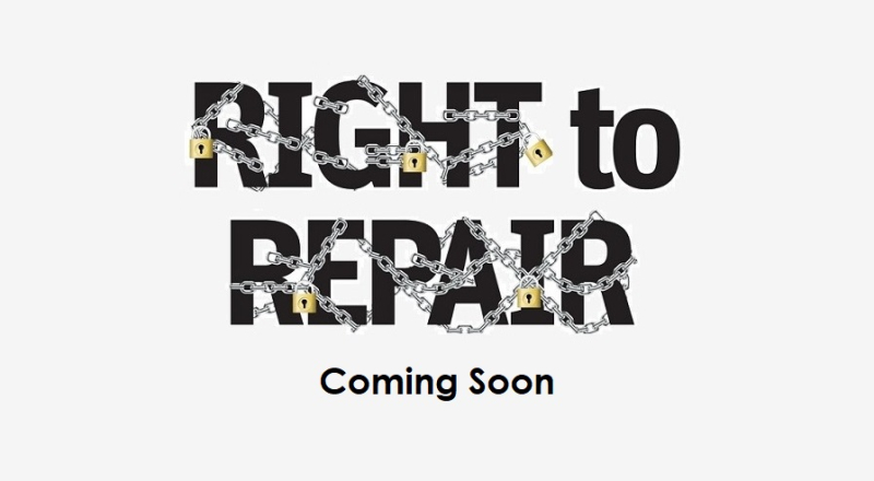 1 X2 -  cover Right to Repair