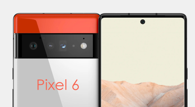 1 x cover pixel 6 image